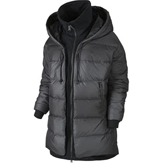 5c9c59cf2 Nike Womens' Uptown 550 Cocoon Jacket Black