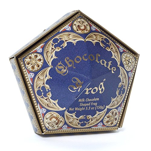 Wizarding World of Harry Potter Chocolate Frog Includes Hogwarts Wizard Card (Reviews Of The Wizarding World Of Harry Potter)