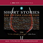 Short Stories: The Vintage Collection | F. Scott Fitzgerald,Saki,Thomas Hardy,Kate Chopin,James Thurber,P. G. Wodehouse