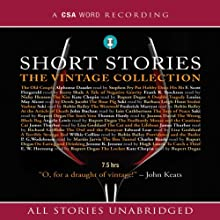 Short Stories: The Vintage Collection | Livre audio Auteur(s) : F. Scott Fitzgerald,  Saki, Thomas Hardy, Kate Chopin, James Thurber, P. G. Wodehouse Narrateur(s) : Derek Jacobi, Martin Jarvis, Hugh Laurie, Barbara Leigh-Hunt, Rupert Degas