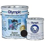 Kelley Technical 399QT Olympic Zeron Quart One Coat Epoxy - Black