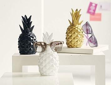 Charmant Pureday Objet Deco Ananas   Blanc
