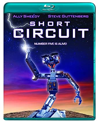 amazon com short circuit blu ray ally sheedy steve guttenberg rh amazon com
