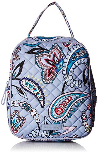 Vera Bradley Iconic Lunch Bunch, Signature Cotton, Makani Paisley