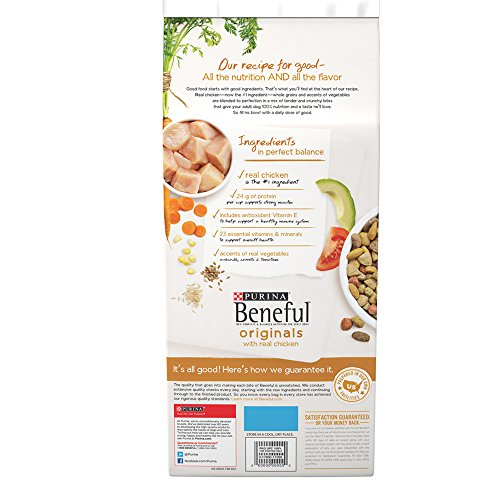 beneful commercial analysis Shop for dog food in dogs buy products such as pure balance trout & lentil recipe food for dogs 24lbs at walmart and purina beneful medleys variety dog food.