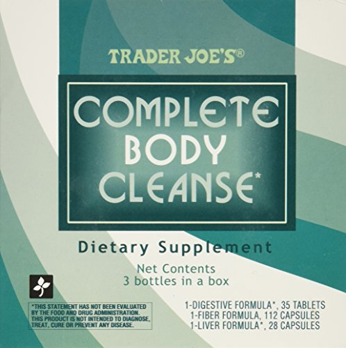 Trader Joes Complete Body Cleanse