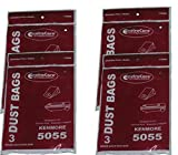 panasonic c5 vacuum cleaner bags - Kenmore 5055 50558 Type C Sears Canister Tank Vacuum Bags 609226 02050002000 50104 50012 Panasonic C-5 MC-V150M C-19 MC-V295H V9644 V9634 CG901 CG983, Progressive, Intuition, Whispertone, PowerMate, Aspiradora, Intuition, Blueberry, Panasonic using Type C5 C19