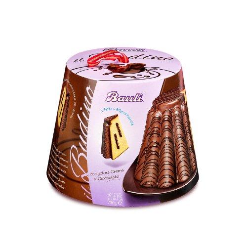 Bauli Budino Chocolate 750 Gram