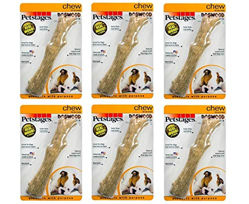 Petstages Dogwood Stick Small Value Packs ()
