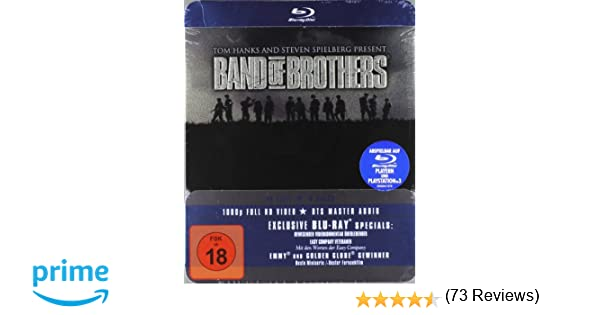 Band of Brothers - Box Set [Alemania] [Blu-ray]: Amazon.es: Michael Cudlitz, Kirk Acevedo, Eion Bailey, Phil Alden Robinson: Cine y Series TV