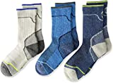 Purple Boys' Outdoor Recreation Socks