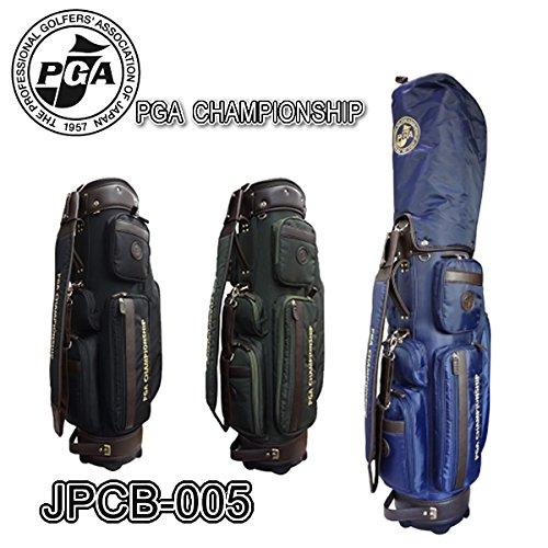 2019最新のスタイル PGA ゴルフ ネイビー キャディバッグ JPCB-005 カート型 9.0型 B07DVYC3HH JPCB-005 ネイビー PGA ネイビー, イイハナドットコム:63ec21ce --- ballyshannonshow.com