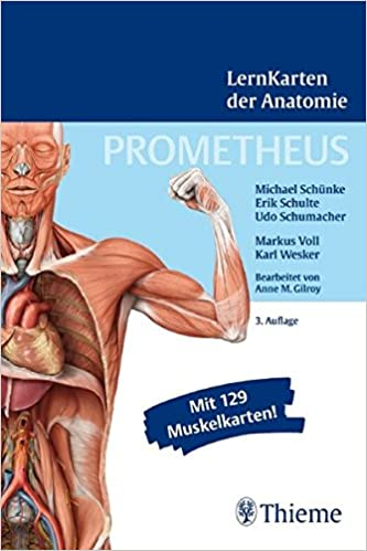 PROMETHEUS LernKarten der Anatomie: Amazon.de: Michael Schünke, Udo ...
