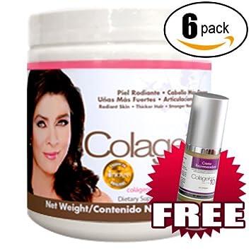 Colageina 6 Pk + Crema De Regalo
