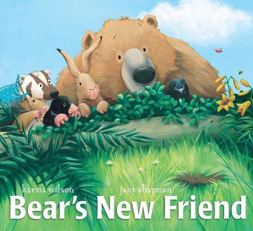Bear's New Friend pdf epub