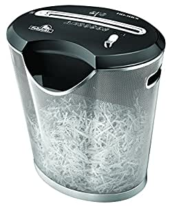 Fellowes Powershred HD-10Cs 10-Sheet Cross-cut Paper and Credit Card Shredder with SafeSense Technology  (3028002)