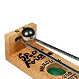 WE Games Shoot the Moon - Solid Wood, 18