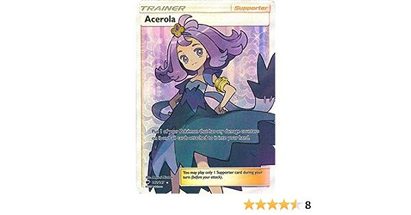 DIGITAL 2x Acerola Full Art pokemon tcg online