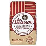 Allinson Very Strong Wholemeal Bread Flour (1.5Kg)