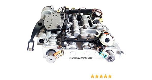 Rebuilt 4L60E 4L65E Valve Body Updated 96-02 Camaro Tahoe S10