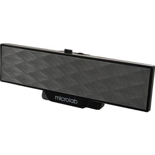 Microlab  B51BLACK  Portable Amplified USB-Powered Clip-On S