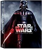 Star Wars: The Complete Saga (I,II,III,IV, V, VI, 12-Disc Box Set) DVD FORMAT