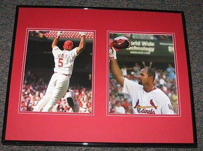 Albert Pujols 2006 St. Louis Cardinals Framed 16x20 Photo Set ()