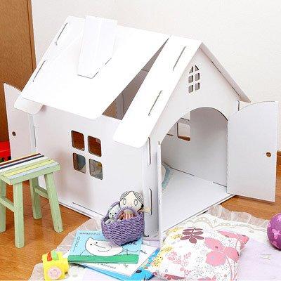 [해외]판지 집 아 드 님의 꿈이 펼쳐지는 페인트 댄 하우스 / Cardboard House Paint Dan House Where Your Child`s Dreams Spread