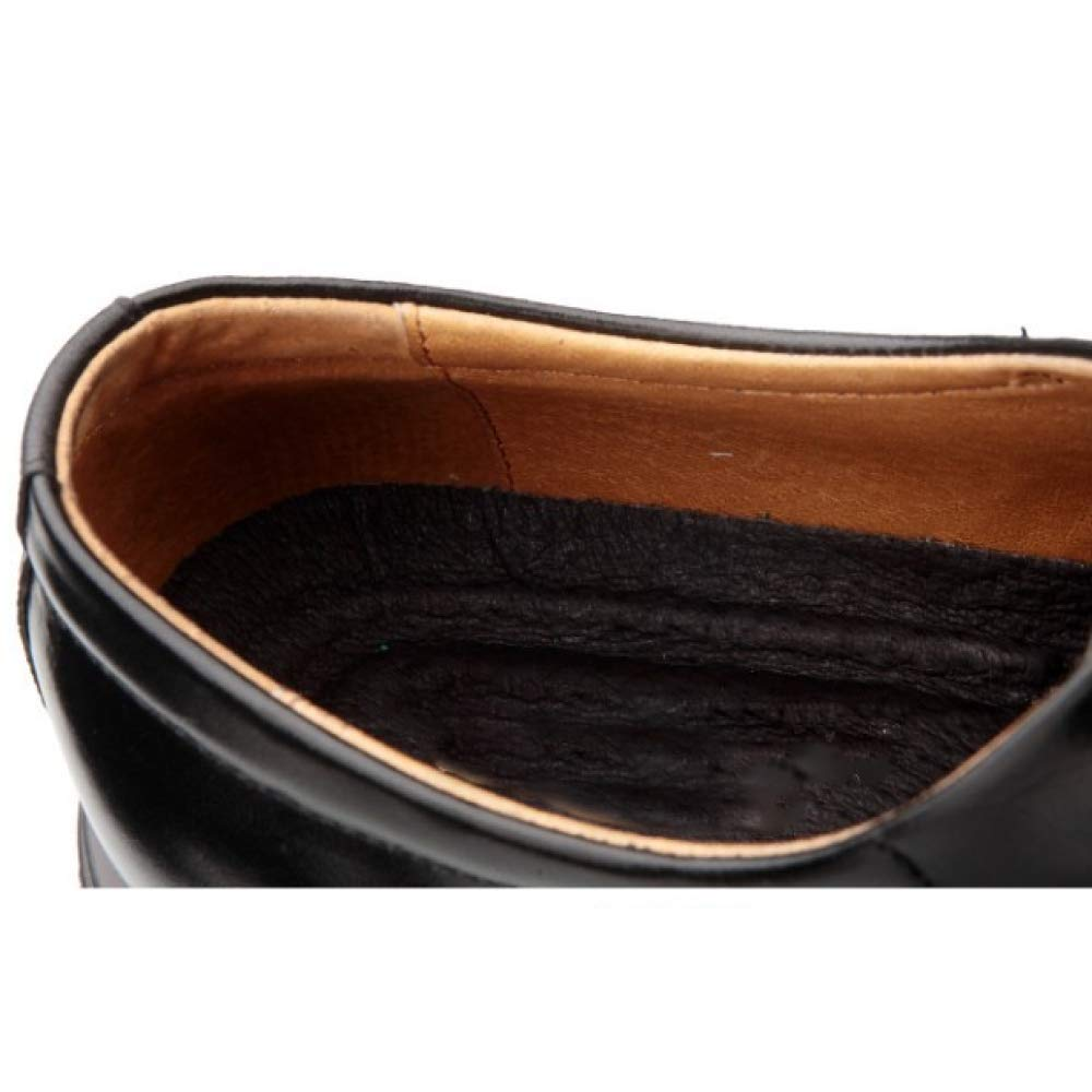 YCGCM Herrenschuhe, Business, Tragbar, Casual, Spitze, Mode, Komfort, Tragbar, Business, Wandern schwarz 328335