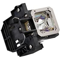 DLA-X75R JVC Projector Lamp Replacement. Projector Lamp Assembly with Genuine Original Ushio Bulb Inside.