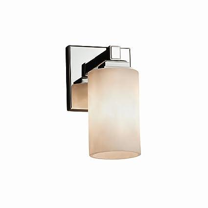 Justice Design Group Lighting Cld 8431 10 Crom Led1 700 Regency 1
