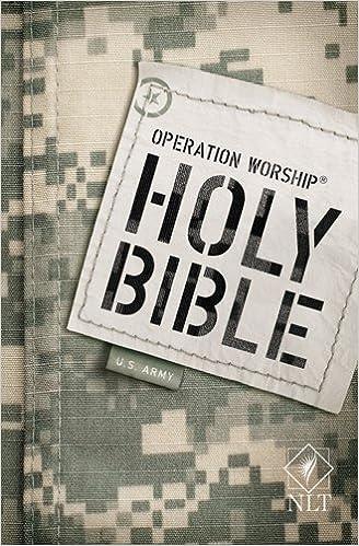 Book NLT OPERATION WORSHIP ARMY