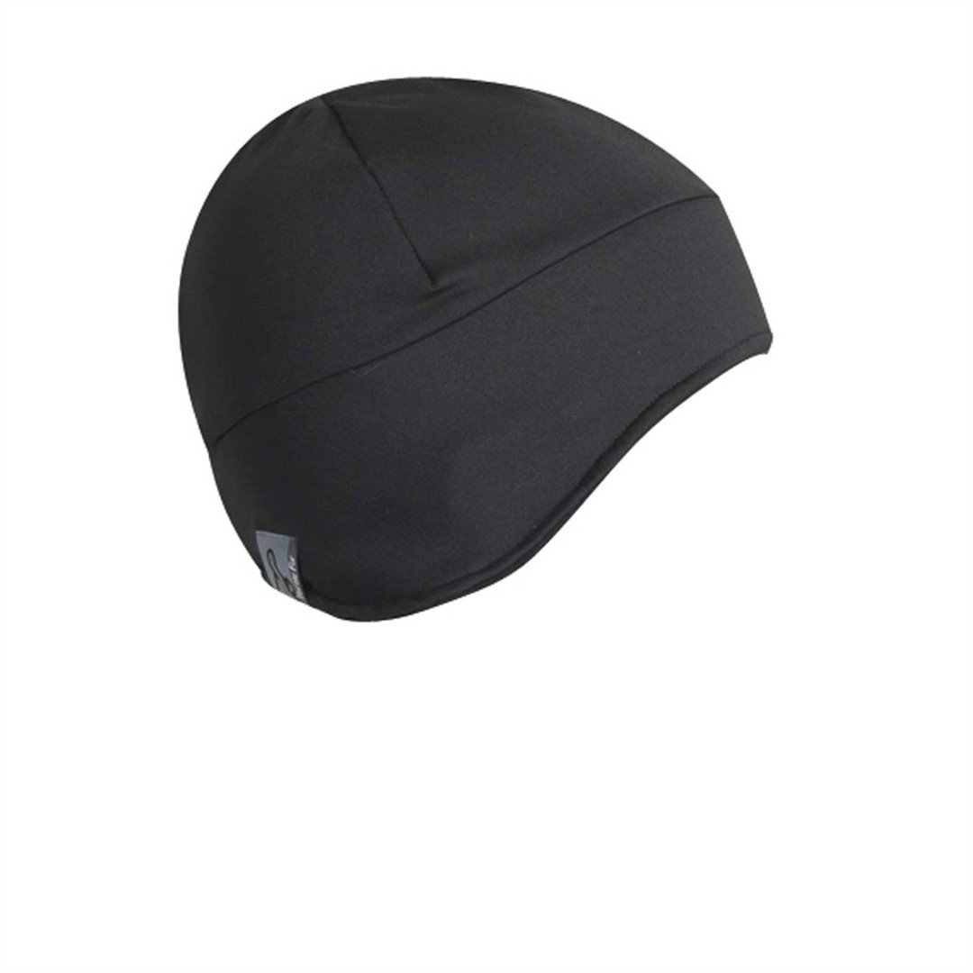TurtleFur Frost Liner Comfort Shell Skull Cap Beanie One Size Black