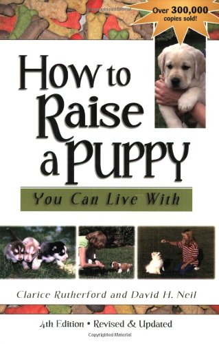 How to Raise a Puppy You Can Live - David Dog