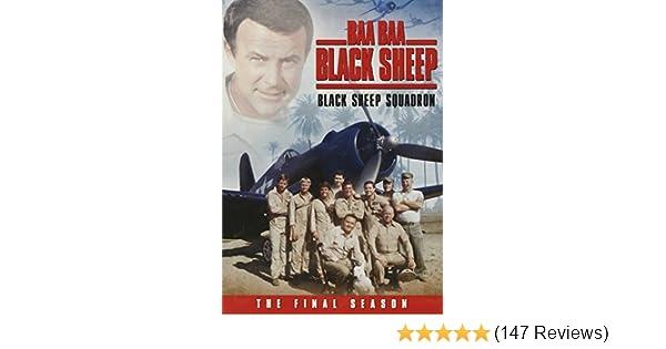Amazon com: Baa Baa Black Sheep: Black Sheep Squadron