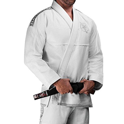 Hayabusa Lightweight Jiu Jitsu Gi (White, A4)