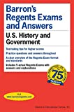 img - for Regents Exams and Answers: U.S. History and Government (Barron's Regents Exams and Answers) book / textbook / text book