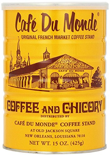 Size Of Cafe Du Mond Coffee Can
