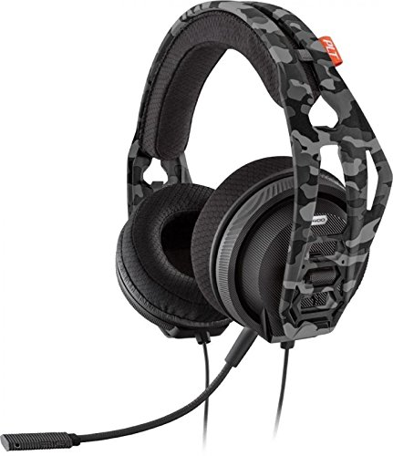 Plantronics RIG 400HX Stereo Gaming Headset for XBOX One, He