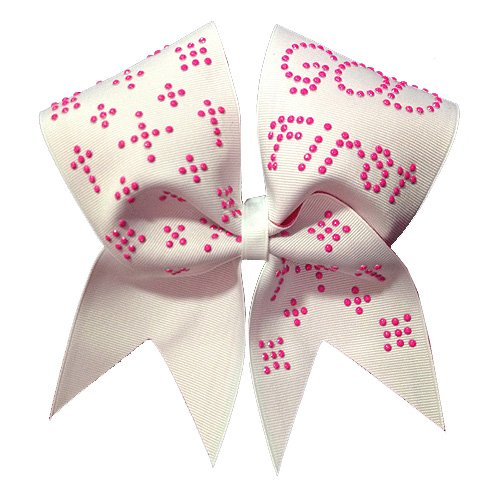 Chosen Bows God First Cheer Bow