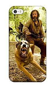 Ryan Knowlton Johnson's Shop 7504766K21621612 Rugged Skin Case Cover For Iphone 5/5s- Eco-friendly Packaging(django Unchained )
