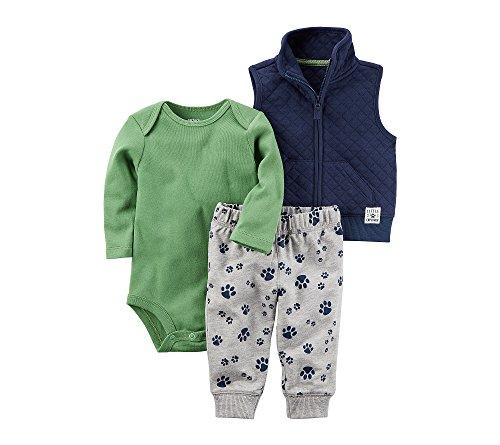 Fleece Baby Fleece Vest - 5