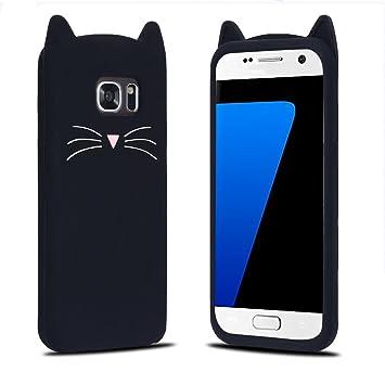 Funda Samsung S7, Carcasa Galaxy S7, RosyHeart Patrón de ...