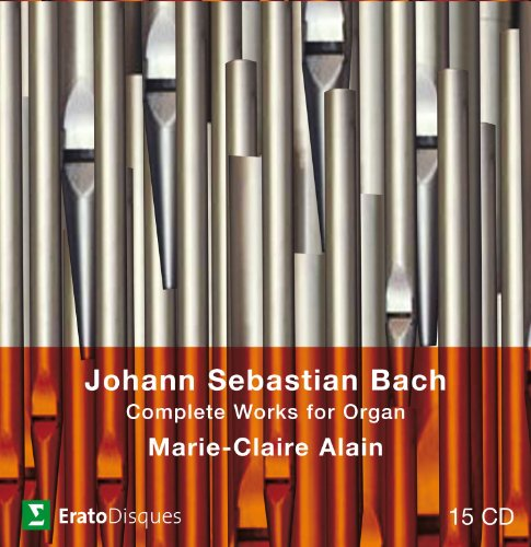 (Bach:Complete Organ Works)