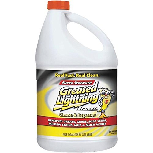 (Homecare Labs Greased Lightning 204HDT All Purpose Cleaner/Degreaser 128 oz (1), 1 gal)