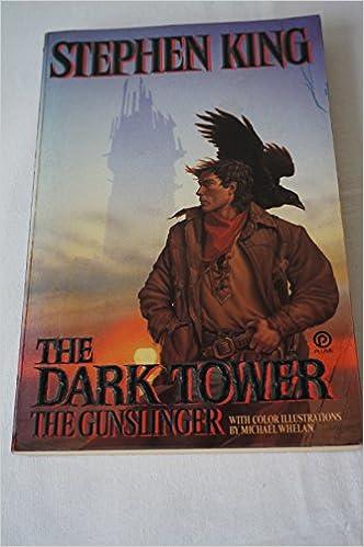 Amazon Fr The Gunslinger Stephen King Livres