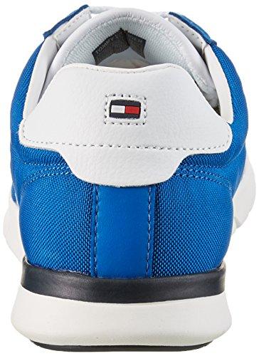 Tommy Hilfiger T2285OBIAS 9C, Zapatillas para Hombre Azul (Imperial Blue 407)