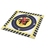Crazepony-Drone-Helicopter-Landing-launch-Pad-for-Tiny-Whoop-Syma-Hubsan-Wltoys-Cheerson-Eachine-Parrot-DJI-12-inch-by-12-inchSquare