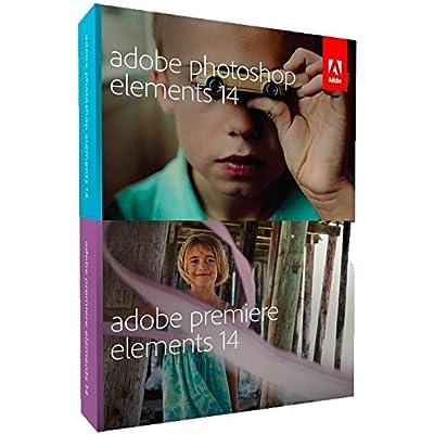 Adobe Photoshop & Premiere Elements 14 - Utilidades generales (Completo, Microsoft Windows 7, 8 Mac OS X v10.8+, ENG)