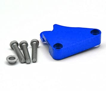 V PARTS - 45876/54 : Protector bomba embrague azul: Amazon.es: Coche y moto